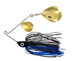Bitty Bite Spinner Bait WAH-BCC18-35
