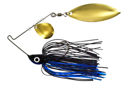 Bitty Bite Spinner Bait WAH-BCW14-35