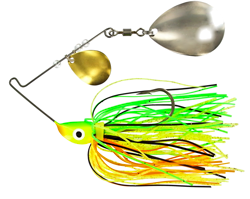 Bitty Bite Spinner Bait WAH-BCC18-FT